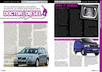 Doctor Diesel Sponsorship page 1 and 2.
